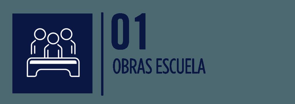 OBRAS ESCUELA